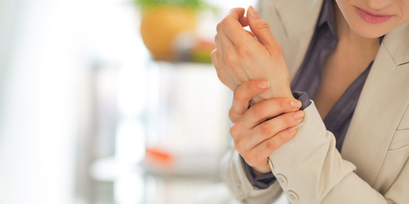 5 most common workplace injuries