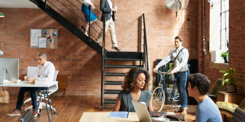 2017 workplace design trends