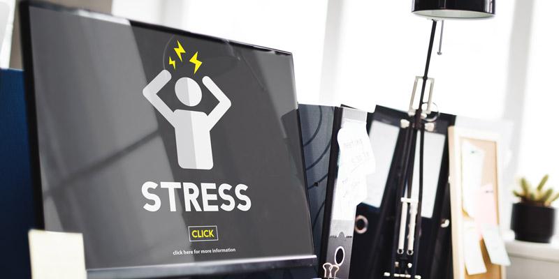 workplace stress and mindfulness