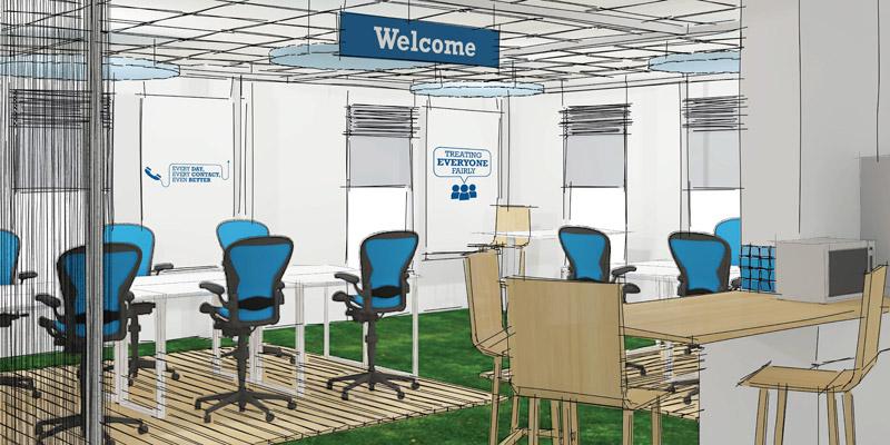Carpeo office design
