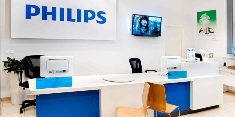 Phillips call centre design