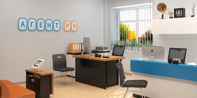 agent ru office design