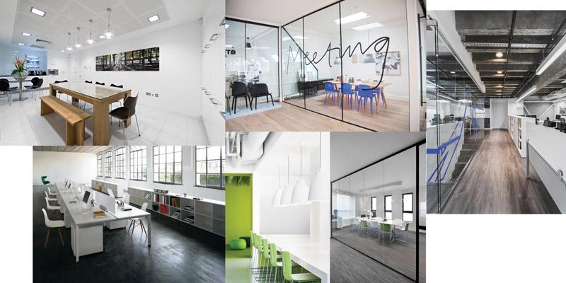 Rynda Property London Office Design Officeworks Mesmerizing London Office Design