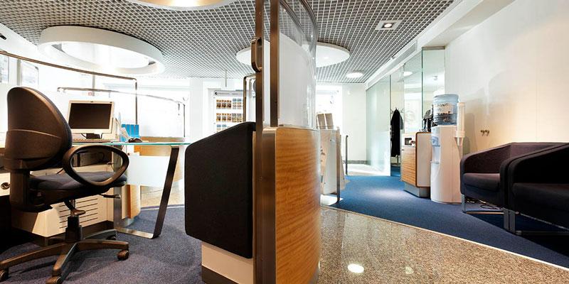 Fidelidade office design