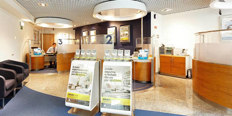 Fidelidade insurance officedesign