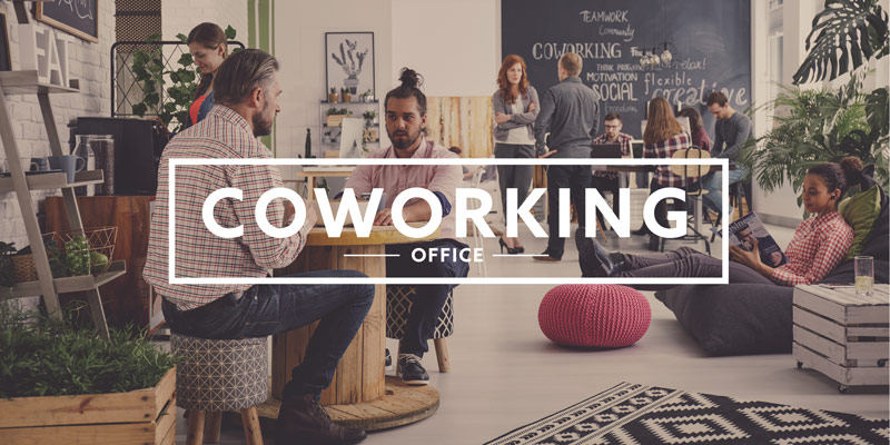 coworking office design