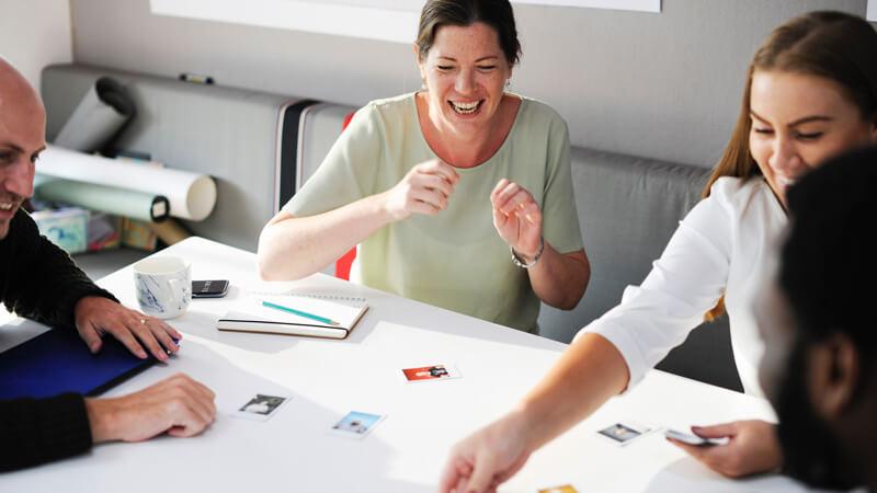 workplace consultancy brainstorming