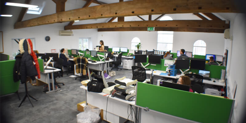 emery little office design hertfordshire